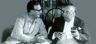 Allende y Neruda