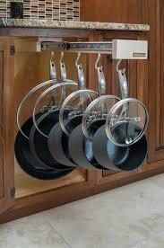 small kitchen cabinet storage ideas kitchen organize your kitchen with simple pot lid organizer