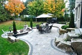 Ideas For Backyard Patio Pit Patio Ideas Backyard Patio Ideas With And Tub Outdoor
