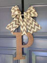 Home Decor Initials Letters Best 25 Front Door Initial Ideas On Pinterest Initial Door