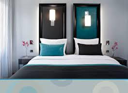 chambre gris et bleu beautiful chambre bleu canard et noir pictures matkin info