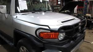 toyota foreign car parting out a 2007 toyota fj cruiser 160096 tom u0027s foreign auto