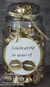50th anniversary gifts handmade 50th anniversary gift card ideas 50th