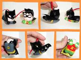 batman and robin ornaments by moritsu on deviantart