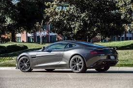 Vantage Design Group Aston Martin To Replace Vantage And Vanquish By 2018 Report