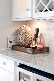 Pinterest Kitchen Decorating Ideas Decorations For Kitchen Counters Best 25 Bar Decor Ideas On