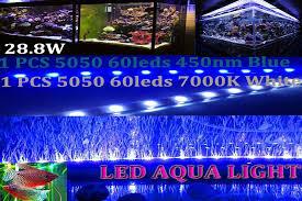 Aquarium Led Light Aquarium Lighting Basics The Case For Led Fixtures