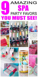 Spa Favors by Spa Favor Ideas Spa Favors And Spa