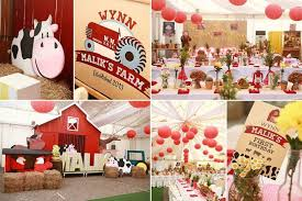 Farm Theme Baby Shower Decorations Farm Themed Decorating Ideas Home Decor 2017