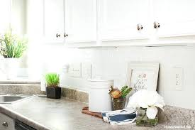 vinyl kitchen backsplash self adhesive kitchen backsplash or self adhesive temporary self