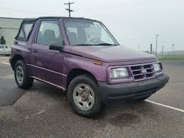 used 1997 geo tracker for sale osseo wi vin 2cnbj1863v6909445