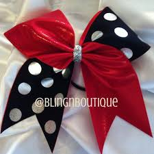 african american cheer hair bows 26 best red and black cheer stuff images on pinterest cheer bows