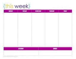 blank calendar template 2017 printable