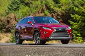 lexus suv 2017 lexus rx vs lincoln mkx compare cars