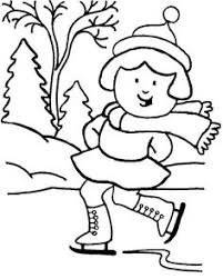 winter theme coloring pages themed coloring pages