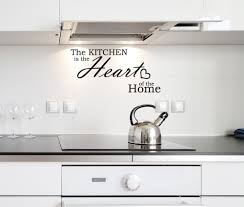 compare prices on heart interiors online shopping buy low price high quality kitchen vinyl quote wall decal the kitchen is the heart of the home interior