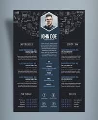 free creative resume templates creative resume images clean resumes templates 2018 template new