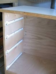 the easy way to install drawer slides instructions and sxs images