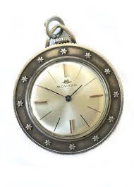 necklace watch images Movado sterling silver coin edge necklace pocket watch jpg