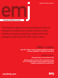 predictive variables of an emergency department quality and