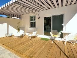 bright 1940 u0027s beach cottage with pool u0026 tub saint augustine