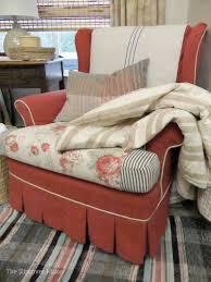 Canvas Sofa Slipcover Home Decor The Slipcover Maker
