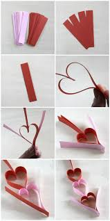 Valentine S Day Decoration Ideas For The Office by Best 25 Paper Heart Garland Ideas On Pinterest Heart Garland