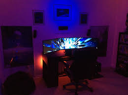 how to make a gaming setup in small room reddit mac setups pc for