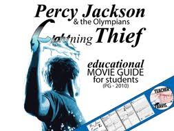 percy jackson u0026 olympians lightning thief movie viewing