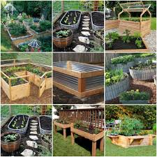 Diy Garden Bed Ideas 49 Beautiful Diy Raised Garden Beds Ideas Organic Gardener