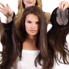 hair toppers for women best hair toppers for women with thinning hair or hair loss how