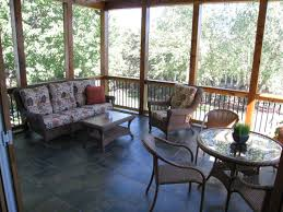 tips u0026 ideas deck and screen porch ideas with wicker chairs and