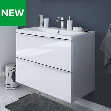 Bathroom Cabinets  Furniture Bathroom Storage DIY At BQ - Bathroom sink in cabinet