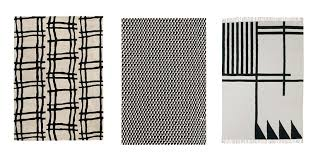 Modern Black And White Rugs 20 Best Black And White Area Rug Modern Black And White Rug Ideas