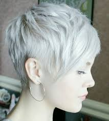haircuts with flip behind the ear hairstyles long and short pixie haircuts women in search of a
