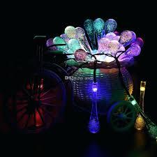 solar string lights outdoor solar lantern string lights mini