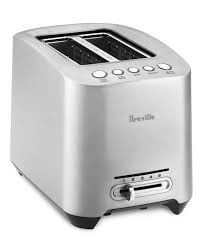 Review Of Toasters Breville Die Cast 2 Slice Smart Toaster Williams Sonoma