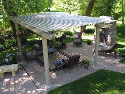 Decorative Concrete Pillars Pergola Design Ideas Free Standing Pergola Most Recommended Design