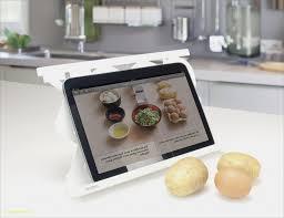 tablette cuisine lutrin de cuisine élégant lutrin de cuisine original pour tablette