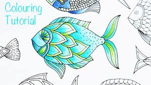 tutorial color lostocean fish