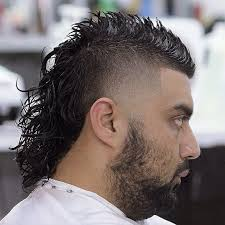cool mullet hairstyles for guys 40 statement hairstyles for men with thick hair