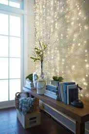 Decorating With Christmas Lights Pinterest by 25 Best Indoor String Lights Ideas On Pinterest String Lights