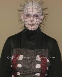 scariest costumes scariest pinhead costume
