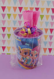 diamond party supplies make shimmer and shine magic bracelets for favors or have kids do