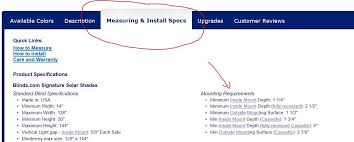 How To Measure A Roller Blind Window Faq How Do You Measure For Blinds On Doors The