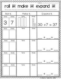 place value puzzles image 2 puzzle pieces and find the matching