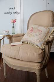 chair french country style dining room with a stylish hutch and