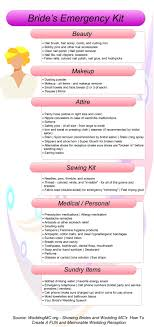 10 Must Bridal Up Kit by Best 25 Bridal Emergency Kits Ideas On Tips 10
