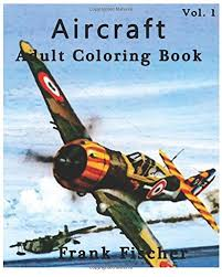 aircraft coloring book vol 1 airplane tank battleship