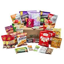 healthy care packages healthy variety snack care package 30 count